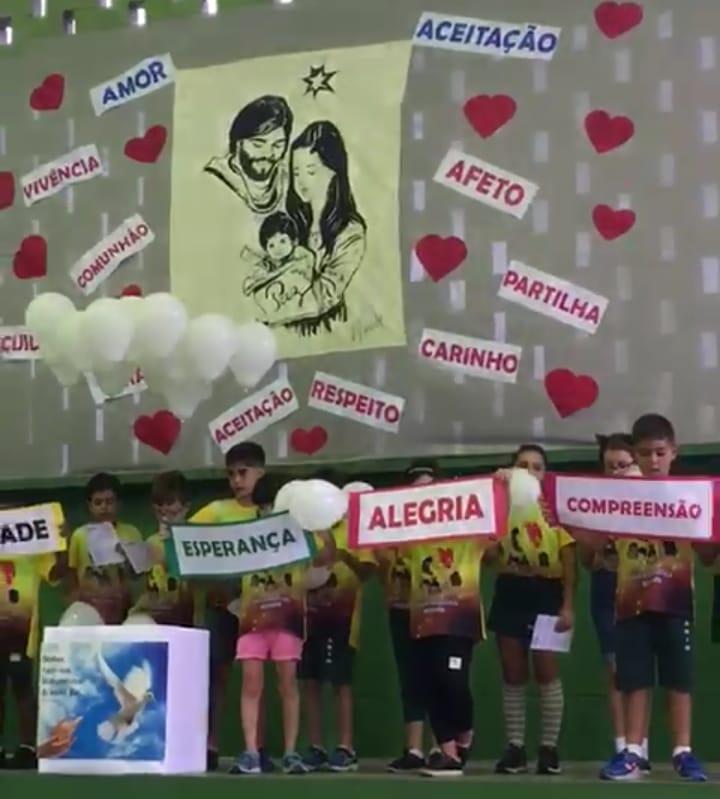 Festa da Família - Educação Infantil ao 5º Ano