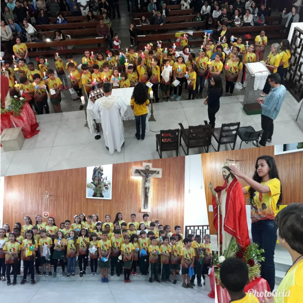 Missa do Sagrado Coração de Jesus e Consagração da IAM