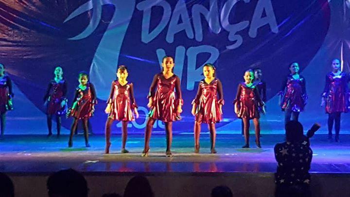 Rosário no Festival de Dança Estudantil