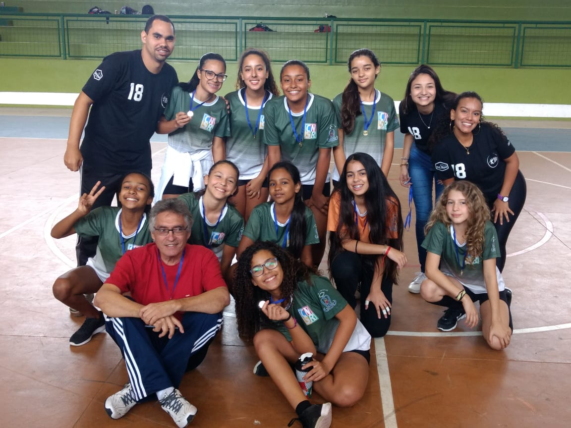 Festival de Handebol - Escola Fair Play