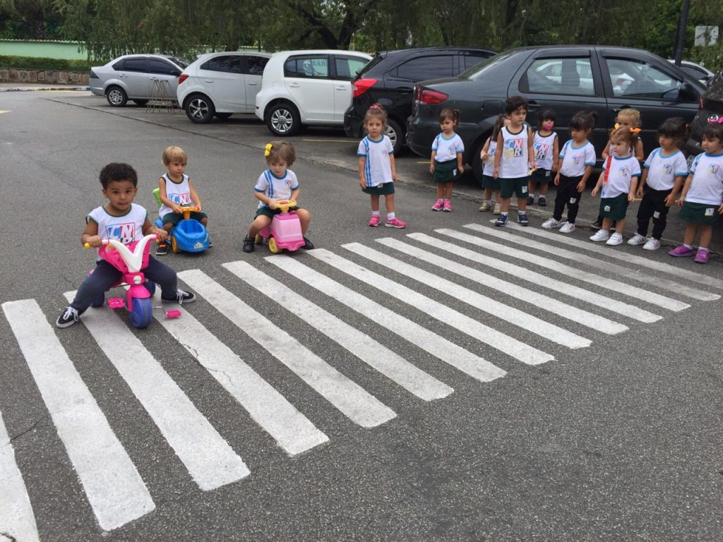 Projeto Trânsito Legal na Escola, Trânsito Legal na Vida!