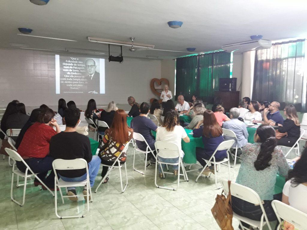 Encontro de Formação Pedagógico-Pastoral