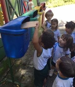 Projeto: Meio Ambiente e Reciclagem - Maternal II