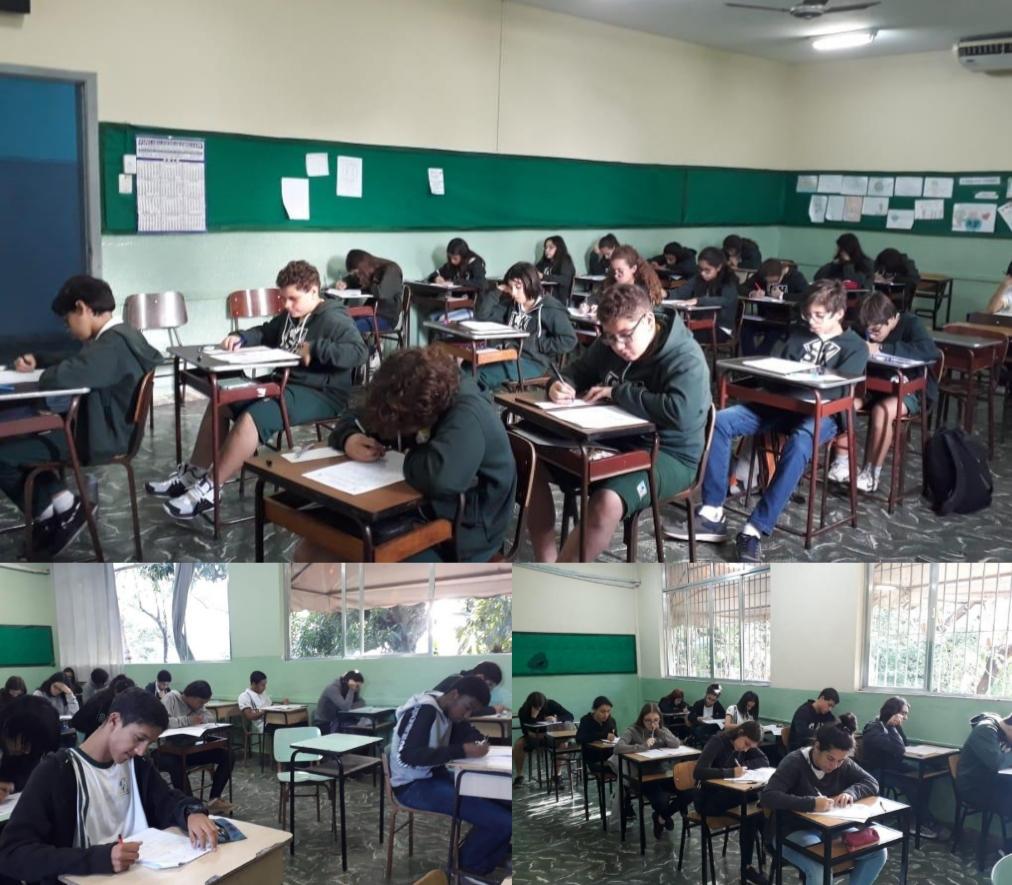 Olimpíada de Língua Portuguesa - EF II e PGB - EM