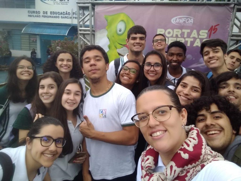 UNIFOA PORTAS ABERTAS - 3° Ano Ensino Médio