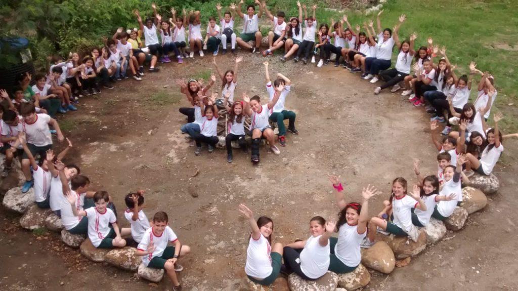 Visitando o Espaço de Educação Ambiental – 4º Ano
