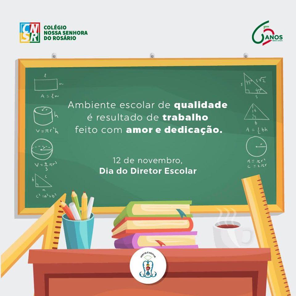 Dia do Diretor Escolar