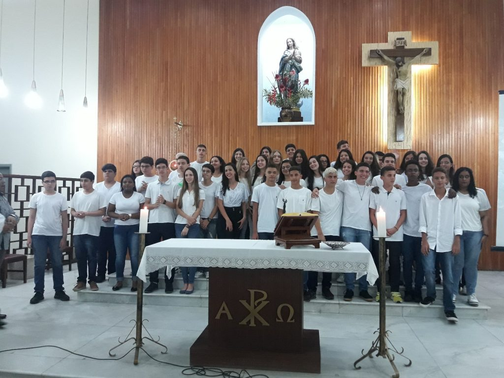 Celebração Eucarística em Ação de Graças - 9º Ano
