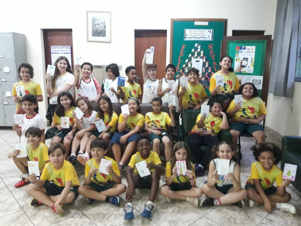 Confraternização do Grupo IAM - Infância e Adolescência Missionária