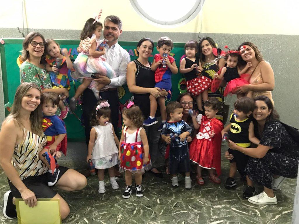 """Carnaval no Rosário - """"Abre alas para a vida: diversão, folia e fraternidade."""""""
