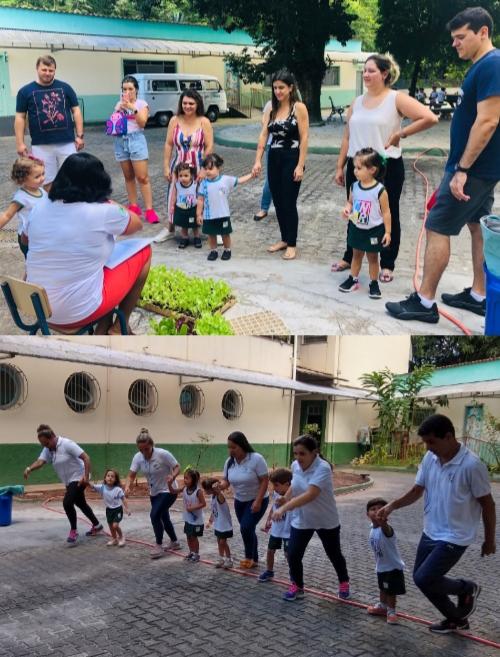 Sábado Letivo - Dia do Esporte, Plantio e Campanha contra o Coronavírus - Educação Infantil
